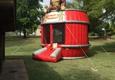 Bouncin Craze Delivery - Edmond, OK. Monkey Bounce Unit 15X18