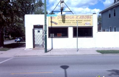 Mr D's Shish-Kabob's - Chicago, IL