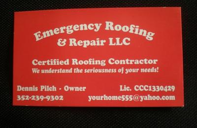 Emergency Roofing & Repair - Ocala, FL