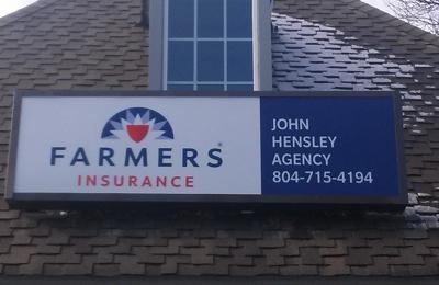 Farmers Insurance - John Hensley - Chesterfield, VA