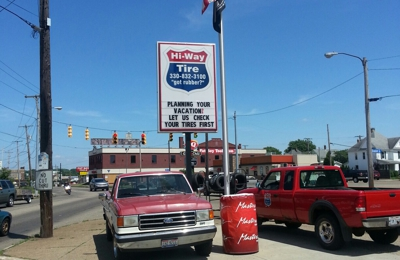 Hi-Way Tire 723 Lincoln Way NW, Massillon, OH 44647 - YP com