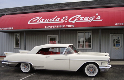 Claude & Greg's Auto Upholstery & Truck Accessories - Avon, IN