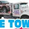 H  & R Towing