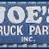 Joe's Truck Parts Inc