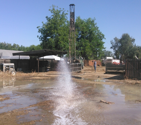 A-1 Drilling and Pump - Lindsay, CA. Developing a new well
