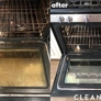 CleanZen Cleaning Services - Boston, MA. Before and After Oven Cleaning