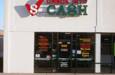 Check Into Cash 1596 E M 21 Owosso Mi 48867 Yp Com