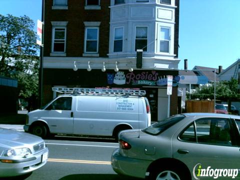 Rosie's Bakery & Dessert Shop