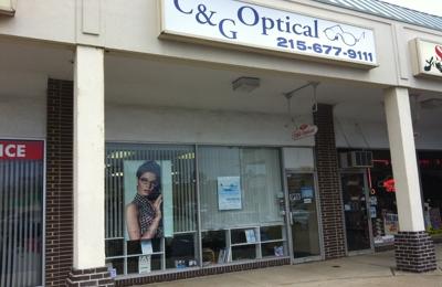 C & G Optical - Philadelphia, PA