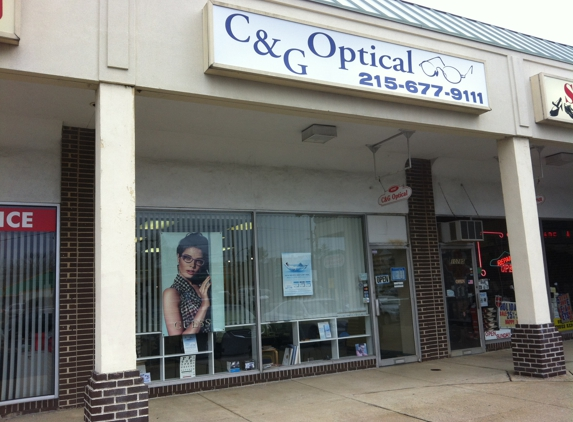 C & G Optical - Philadelphia, PA