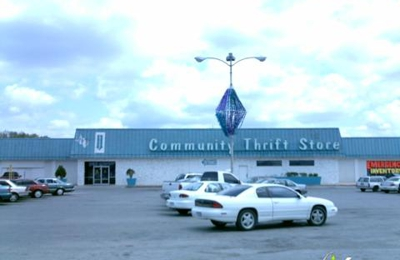 Community Thrift Store - San Antonio, TX