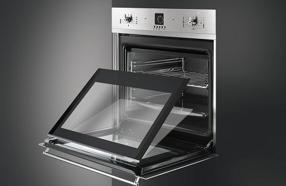 Sleek Appliances for Tiny N.Y. Kitchens