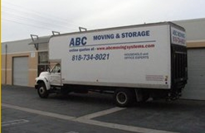Abc Moving Systems Los Angeles Ca