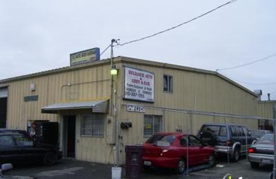 Reliance Rent A Car - Hayward, CA