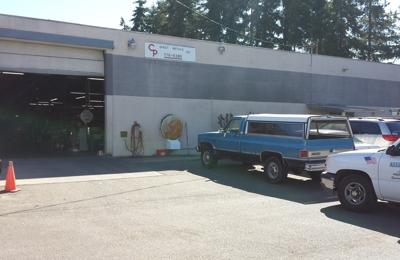 C P Sheet Metals, Inc. - Lynnwood, WA