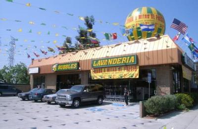 Bubbles Laundrymat - North Hollywood, CA