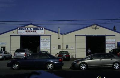 Acura Honda Connection - San Jose, CA