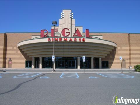Regal Commerce Center Stadium 18 2399 Us Highway 1 North