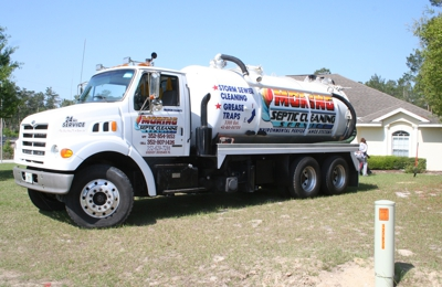 Ocala Septic Cleaning Services - Ocala, FL