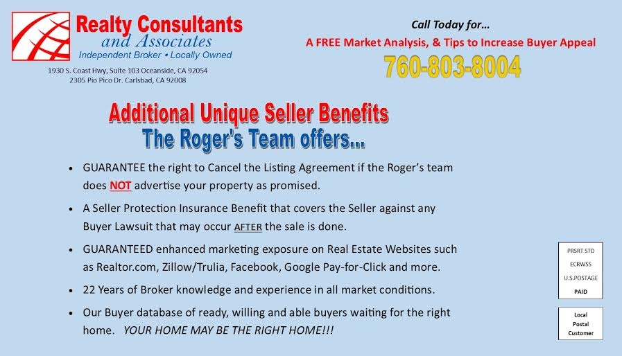 Realty Consultants and Associates 1930 S Coast Hwy Ste 103