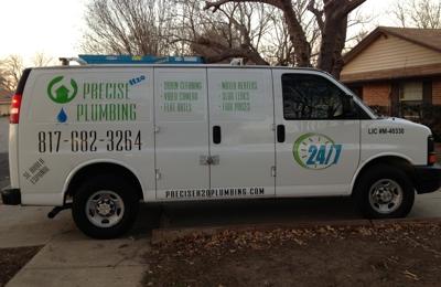 Precise H2o Plumbing - Arlington, TX