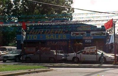 Fair Deal Auto Sales - Houston, TX