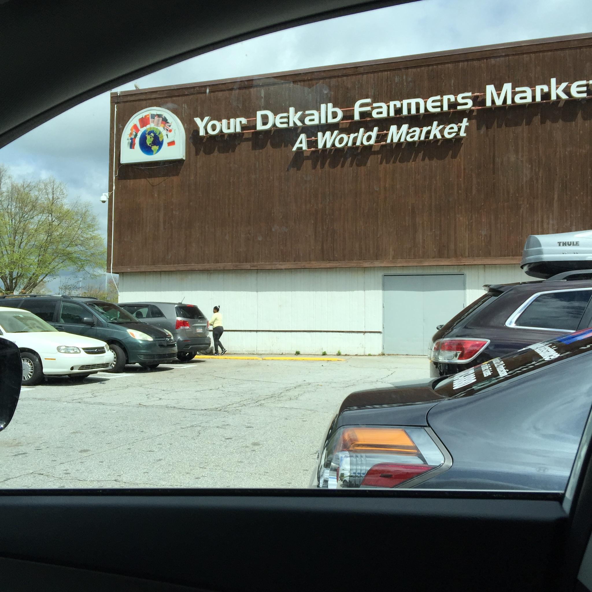 Dekalb Farmers Market 3000 E Ponce De Leon Ave Decatur