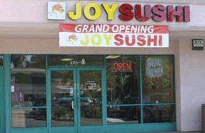 Joy Sushi - Mountain View, CA