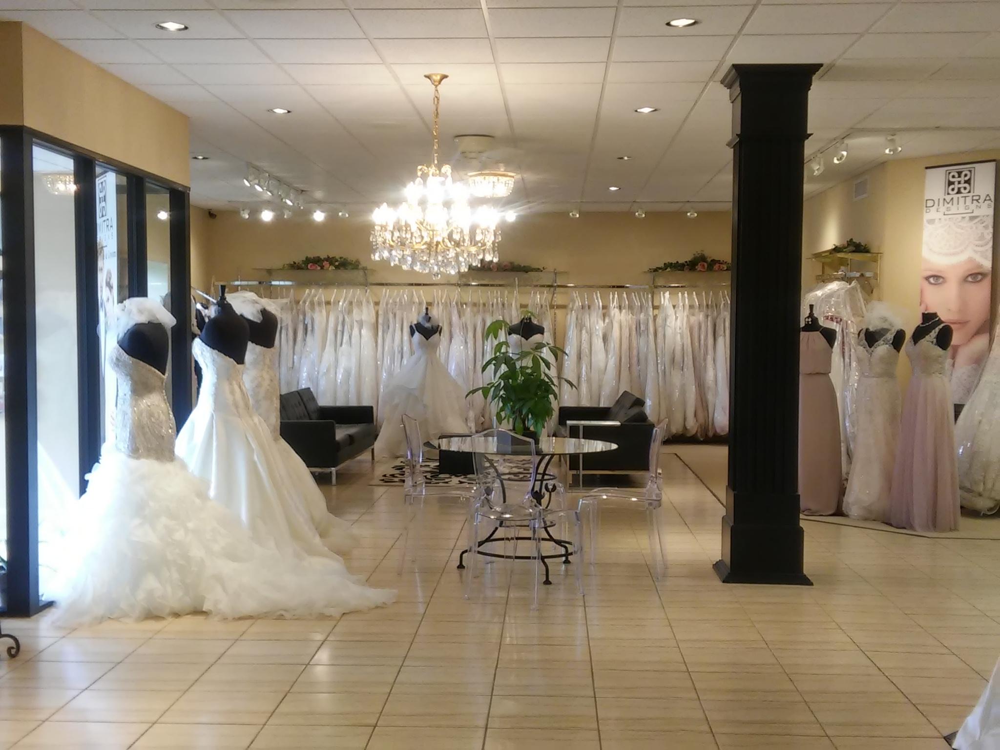 Dimitra Designs Bridal Emporium 303 N Pleasantburg Dr