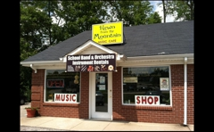 Hewn from the Mountain Music Cafe