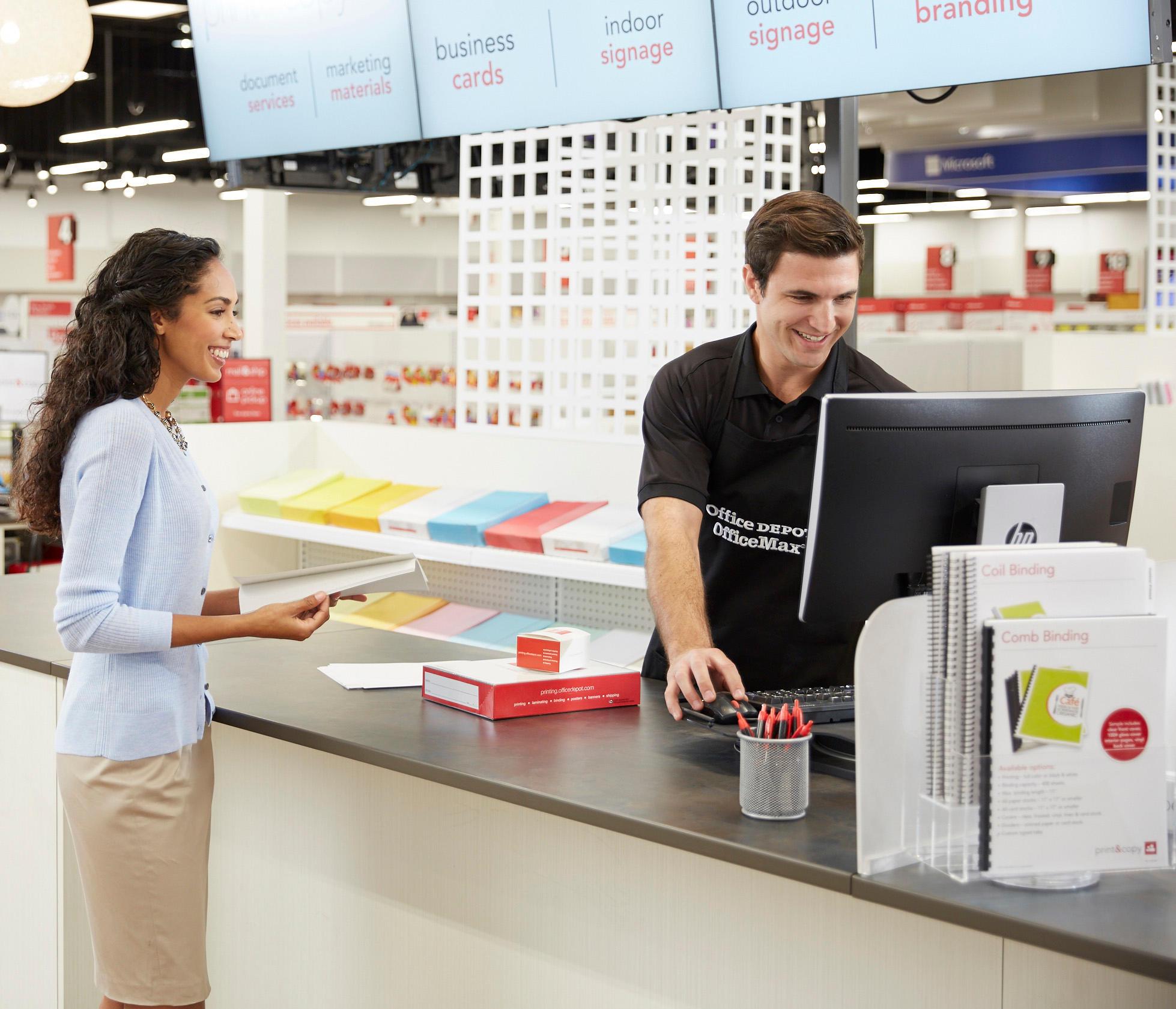 Genial OfficeMax   Print U0026 Copy Services 4484 Jimmy Lee Smith Pkwy, Hiram, GA  30141   YP.com