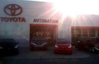 AutoNation Toyota Winter Park Service Center   Winter Park, FL