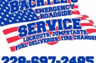 Bachtel's Emergency Roadside & Unlock Service - Gulfport, MS