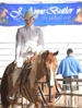 Picture of horse shod by Rennie's Horseshoeing winning a national title in Scottsdale, Ariz. Picture is on the cover of international magazine , 'Arabian Times'.