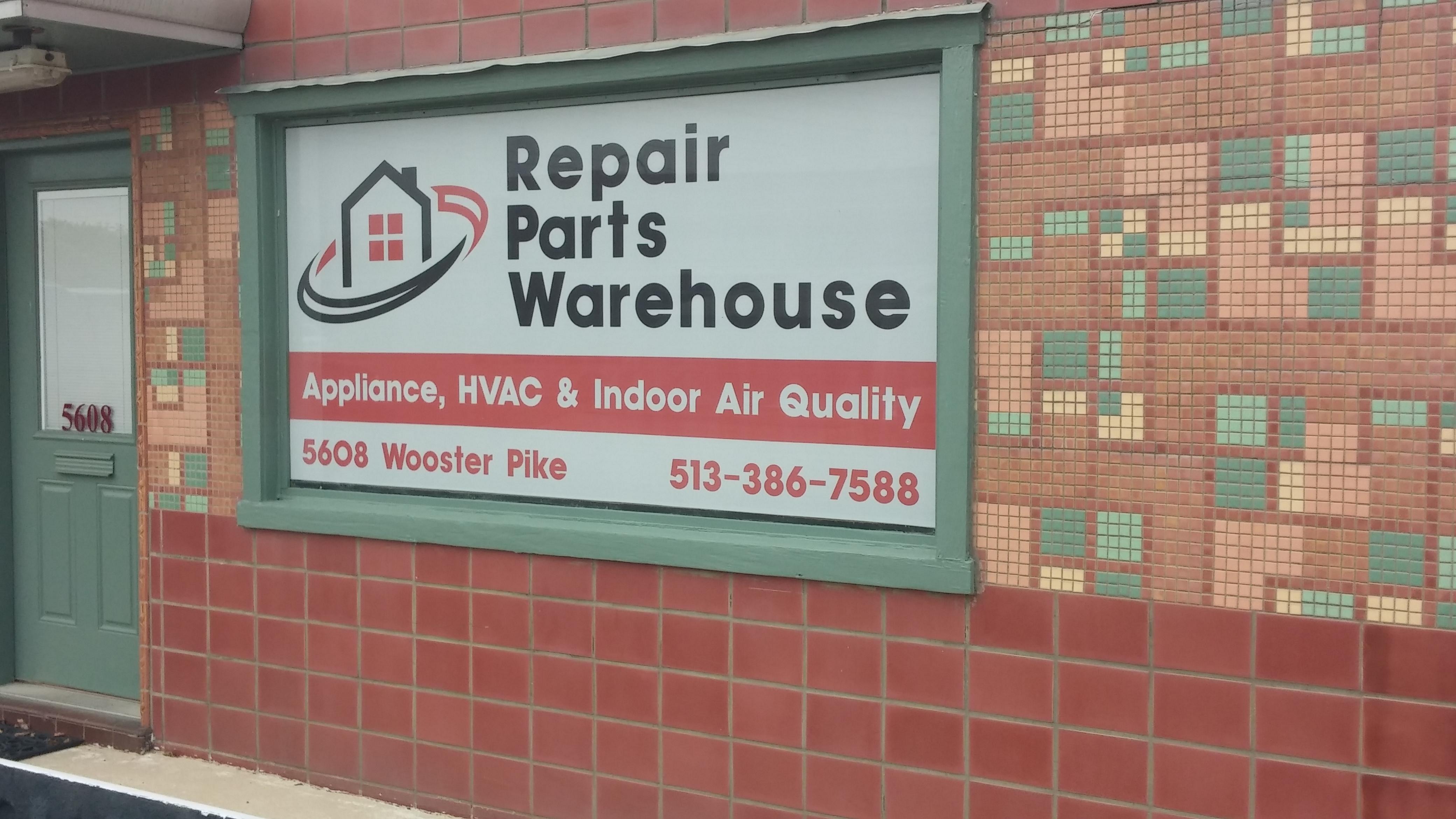 Appliance Repair Cincinnati Oh Repair Parts Warehouse Cincinnati Oh 45227 Ypcom