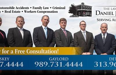 Dan Harris Law Office 101 W Main St Gaylord Mi 49735 Yp Com