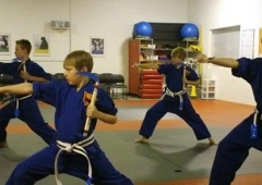 Seung-Ni Martial Arts A - Traverse City, MI
