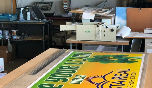Quick Printing Plus - Ventura, CA