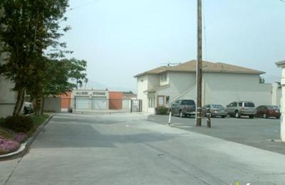 All Size Self Storage - Moreno Valley, CA