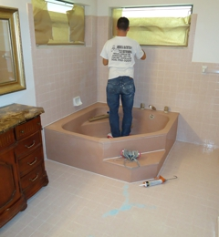 America Bathtub And Tile Refinishing   Miami, FL