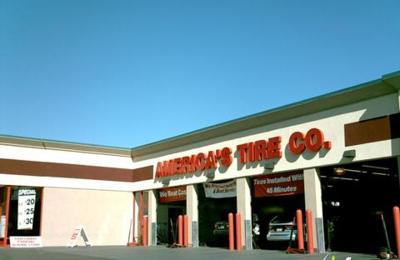 America's Tire Company - Montclair, CA