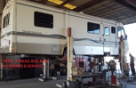 All Repairs & Services on Rv's, Busses, Trucks, & Trailers.