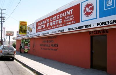 Clark'S Auto Parts >> Clark S Discount Auto Parts 16511 Lakewood Blvd Bellflower