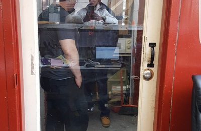 Manhattan Auto Care Inc - New York, NY. Even the manager snatched him up inside the office and say wait what are you doing obviously he did not get his love on Valentine's Day