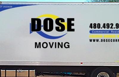 Dose Moving - Scottsdale, AZ