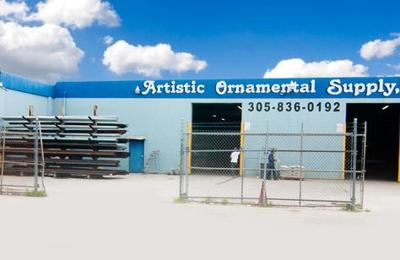 Artistic Ornamental Supply Corp - Miami, FL