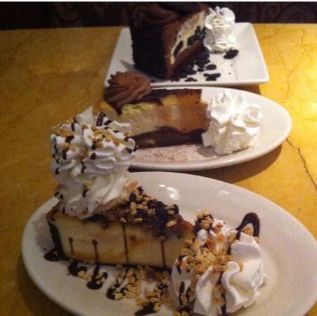 The Cheesecake Factory, Bellevue WA