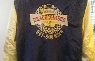 Beachcomber Cab Company 810 Colonia Ln E Nokomis Fl 34275 Yp Com