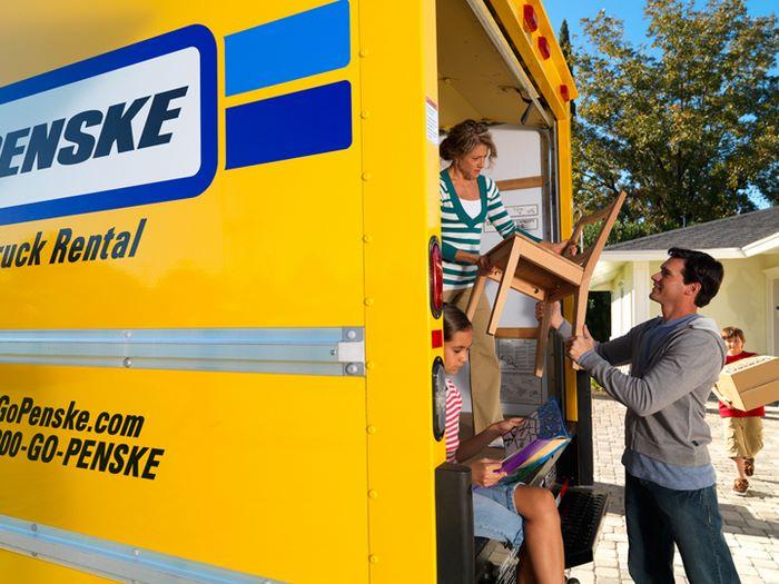Penske truck rental lawrenceville ga