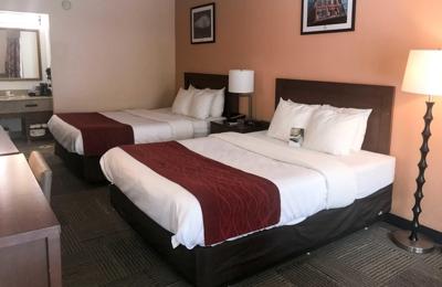 Comfort Inn Downtown Nashville Vanderbilt 1501 Demonbreun St
